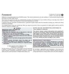 1997 nissan altima owner s manual [ 1088 x 1408 Pixel ]