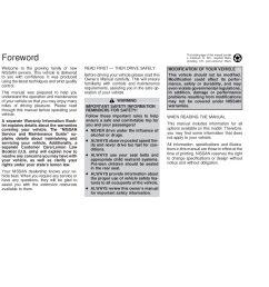 2002 nissan altima owner s manual [ 1088 x 1408 Pixel ]