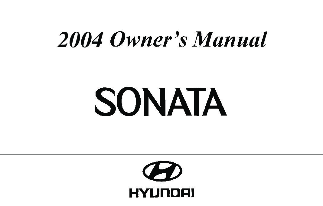 Bestseller: Hyundai Sonata Repair Manual Free