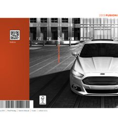 2013 ford fusion owner s manual [ 1545 x 1061 Pixel ]