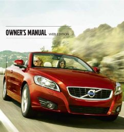 2013 volvo c70 owner s manual [ 1058 x 747 Pixel ]