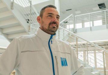 Ronny Spenke Teamleiter JUST GmbH Zittau