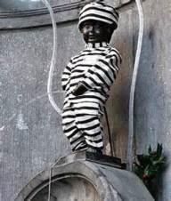 mann pis prisoner