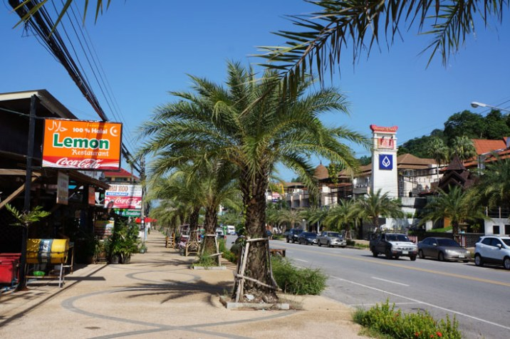 Ao Nang stad