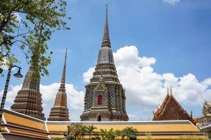 Bangkok Thailand Wat Pho