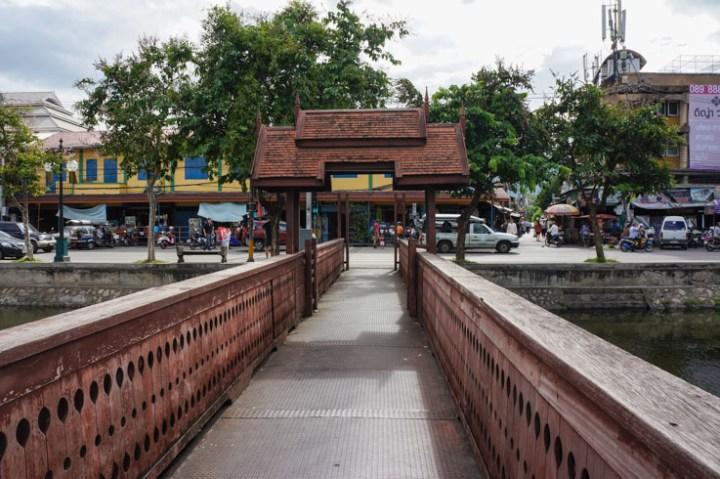 Chiang Mai Thailand stad