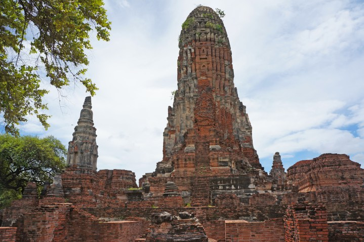Reisdagboek Thailand – Kanchanaburi & Ayutthaya