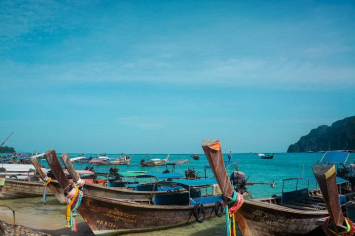 Koh Phi Phi longtail