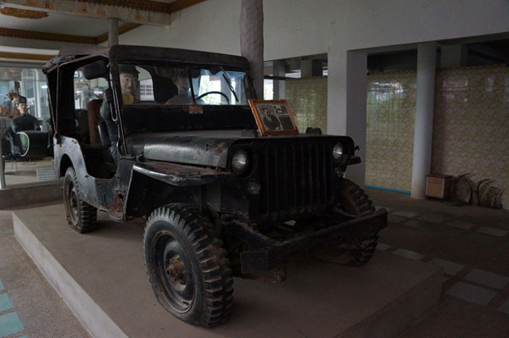 Oorlogsmuseum-Kanchanaburi-Thailand