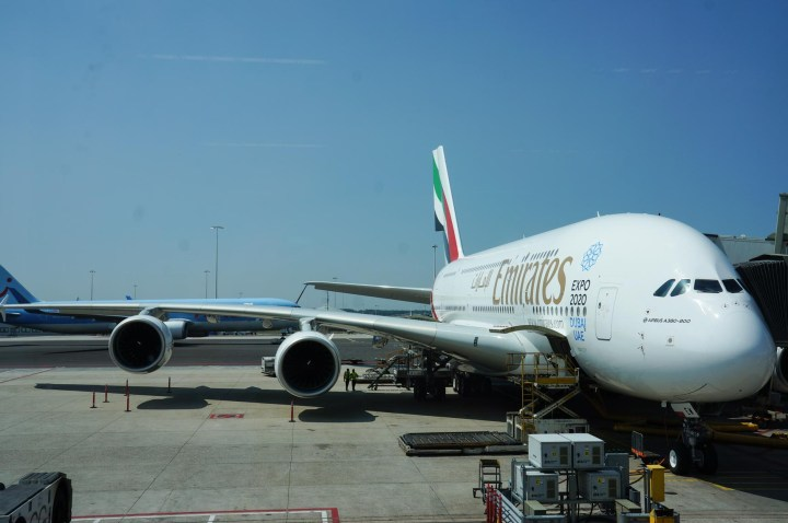 Thailand Emirates A380
