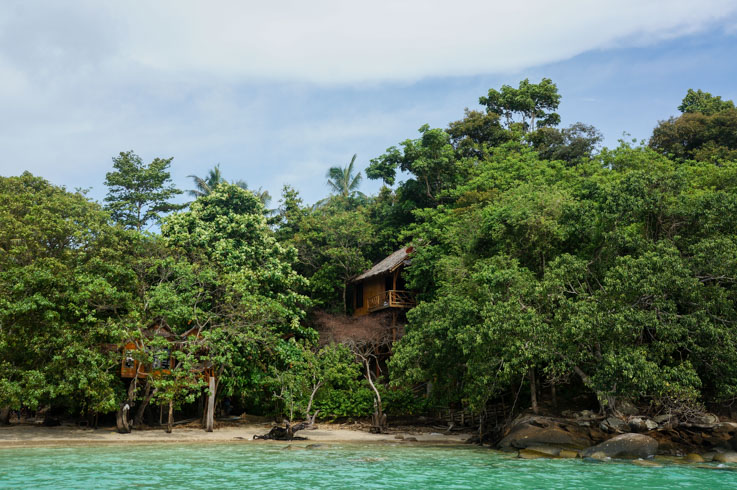 Viking Nature Resort boomhut