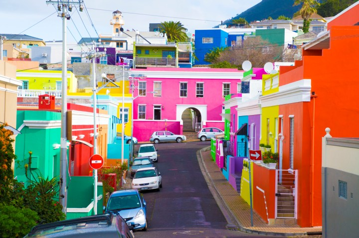 Bo Kaap Zuid Afrika
