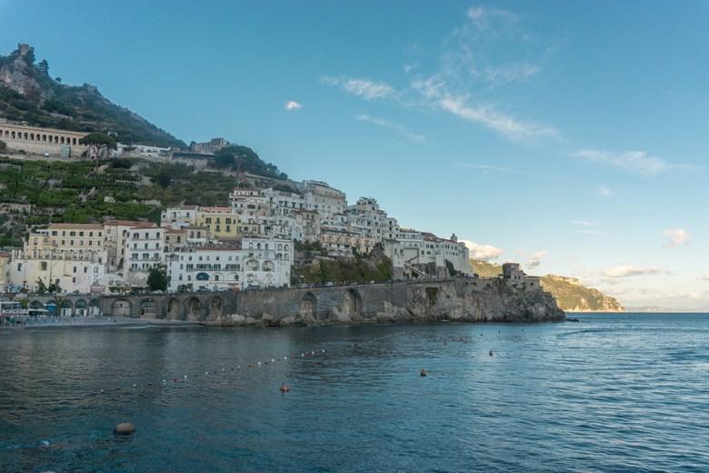 Amalfikust Amalfi