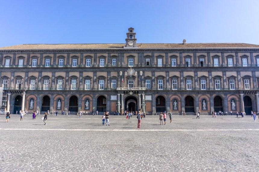 Koninklijk paleis Napels