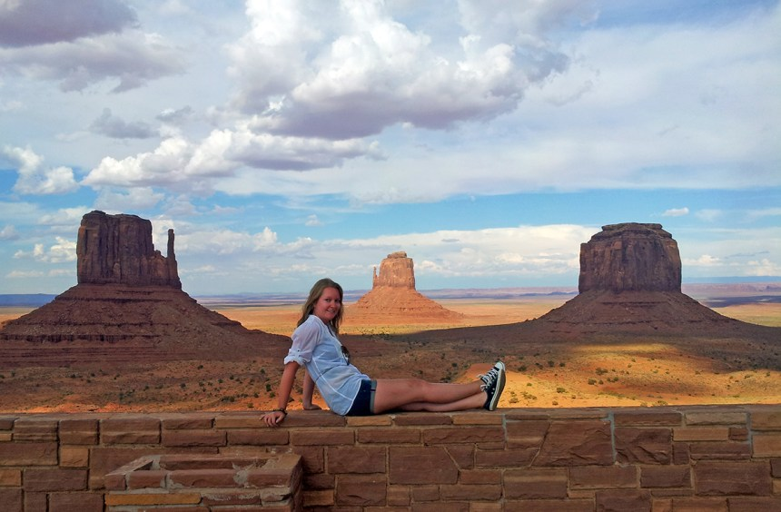 USA Roadtrip Monument Valley