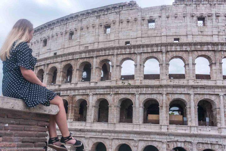 Rome - Italië Colosseum