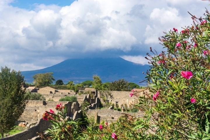 Pompeii en de Vesuvius vulkaan in één dag