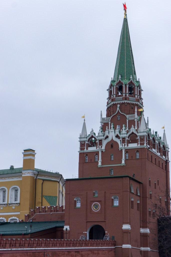 Rusland Moskou Kremlin