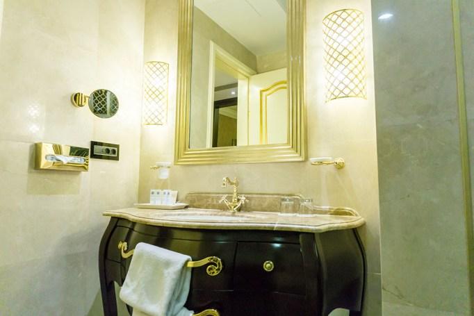 St Regis Moskou badkamer