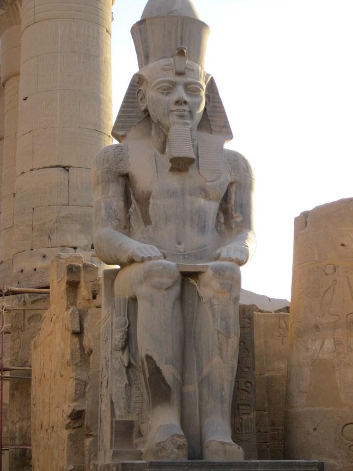luxor egypte