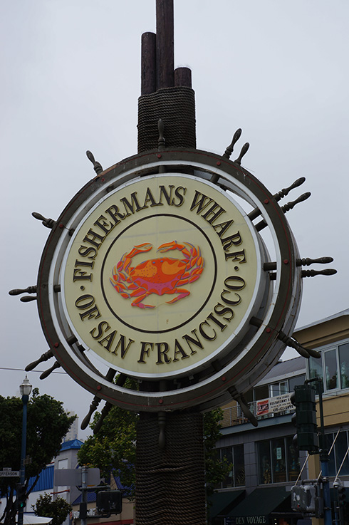 Fishermans warf San Francisco