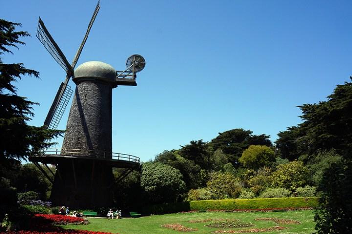 Golden Gate Park molen
