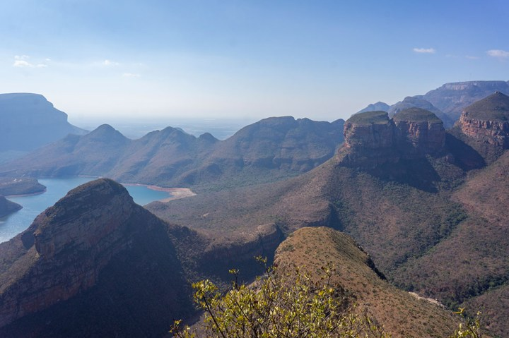 Panoramaroute - Zuid Afrika - Blyde River en Three Rondavels