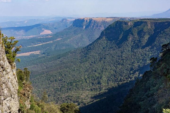 Panoramaroute - Zuid Afrika - Gods Window 1