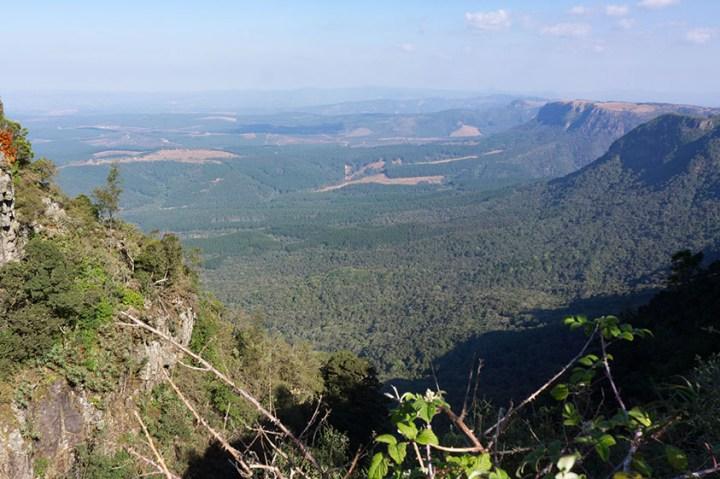 Panoramaroute - Zuid Afrika - Gods Window