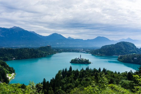 meer-van-bled-slovenie-ojstrica