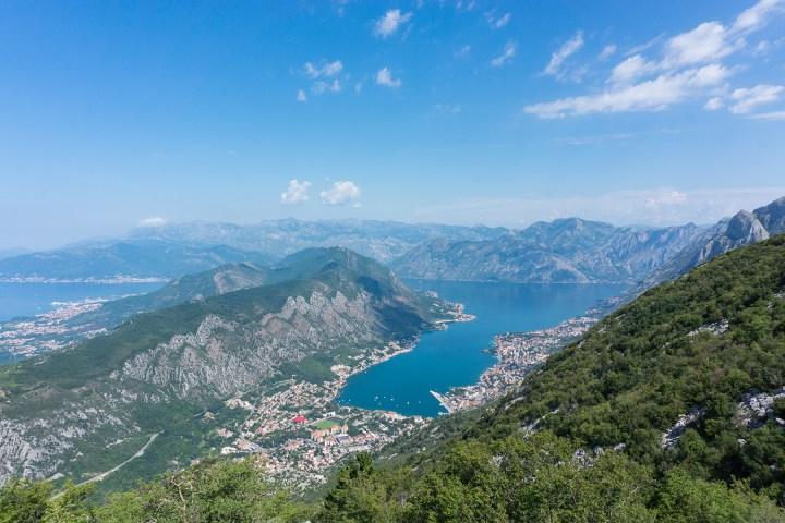 Montenegro-baai-van-kotor