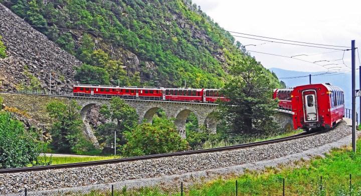 Interrail: tips voor de juiste pas en route