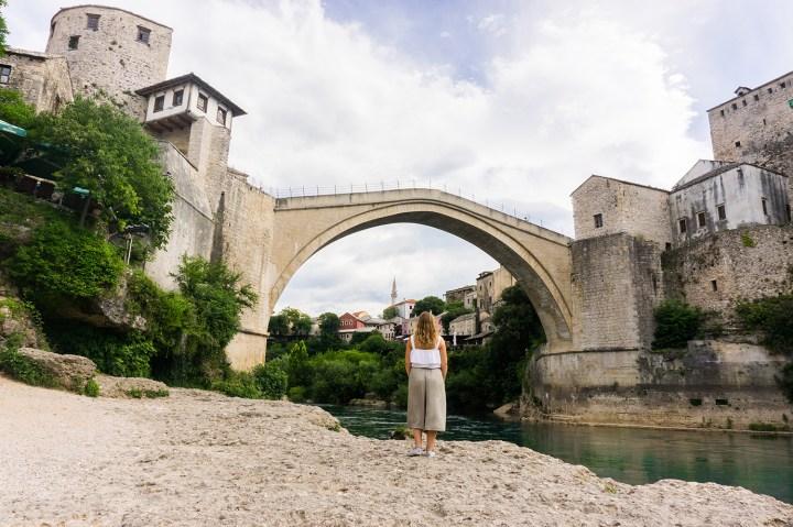 Bosnië-Herzegovina-Mostar-oude-brug-2