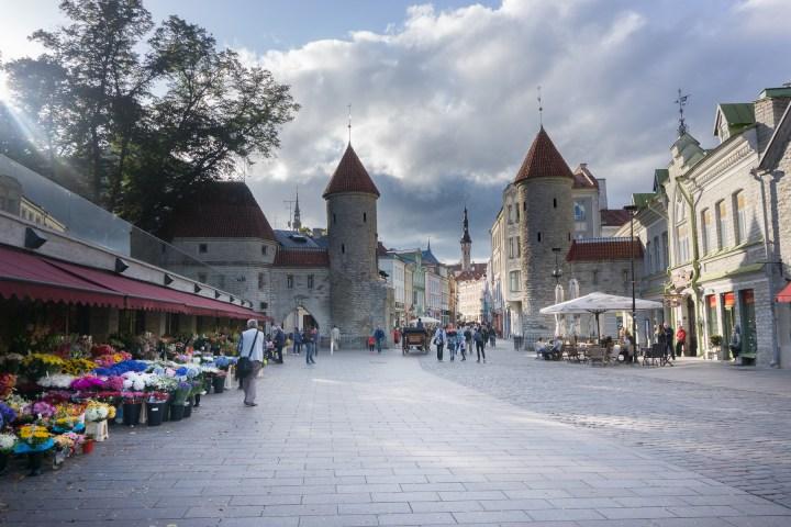 Tallinn-Estland-old-town
