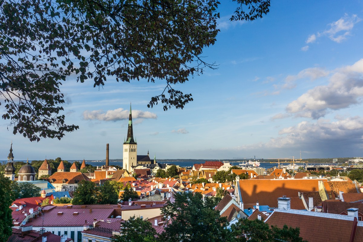 Stedentrip Tallinn, Estland