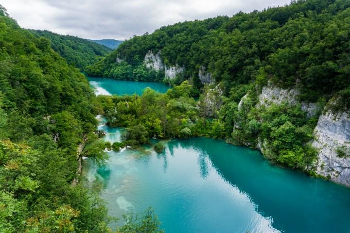 Plitvice meren in Kroatië: praktische informatie en tips