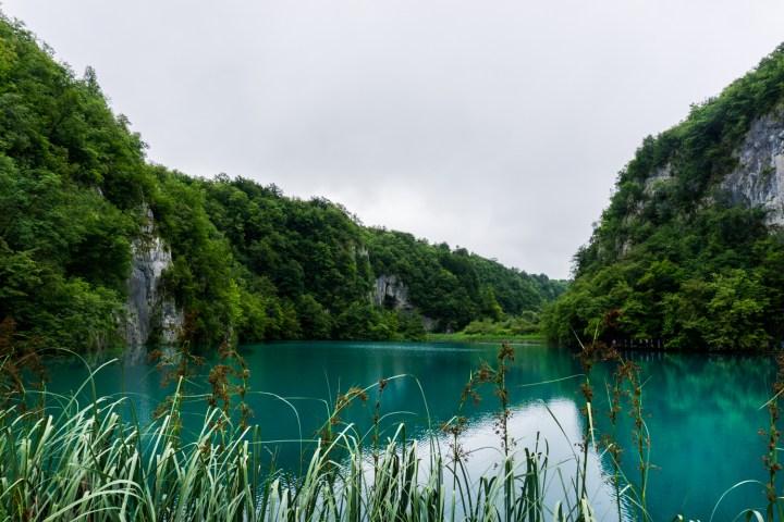 Plitvice-meren-weerspiegeling