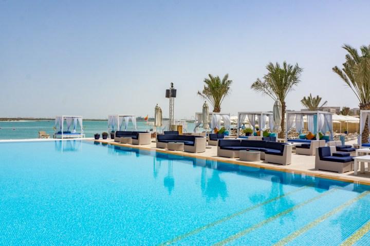 Yas Beach Abu Dhabi