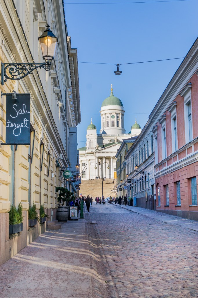 Helsinki-Finland-domkerk