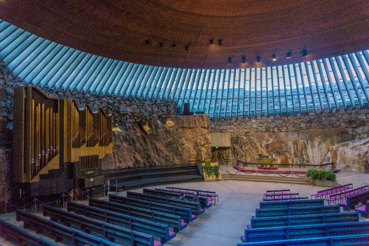 Temppeliaukio-helsinki-finland