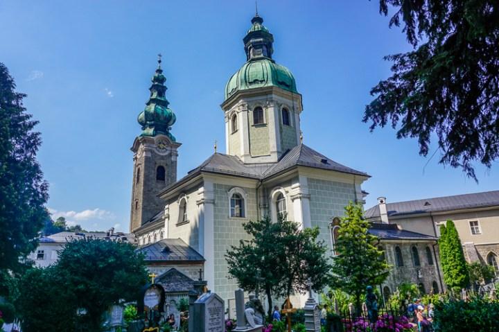Kapel op Friedrichthof