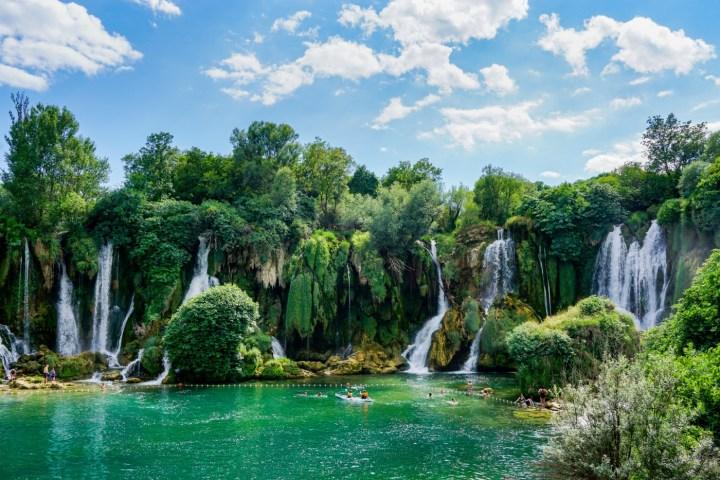 8x De mooiste watervallen ter wereld