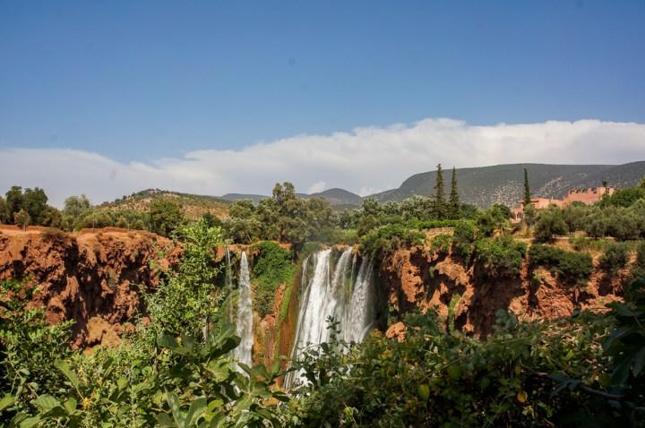 Ouzoud Marokko