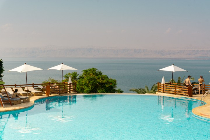 Dead Sea Marriot Hotel