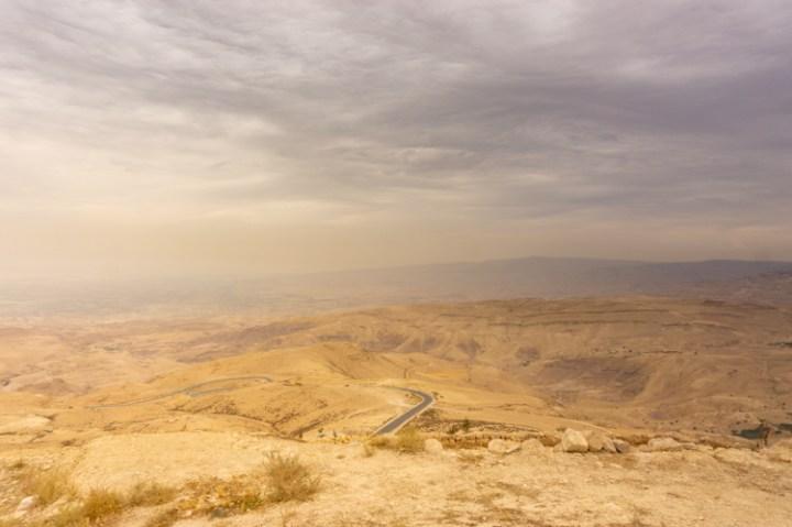 Rondreis Jordanië, Mount Nebo
