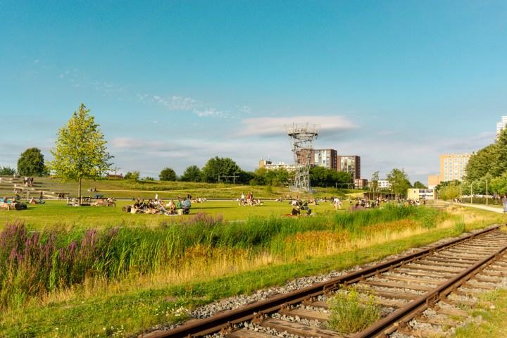 Tilburg-spoorpark