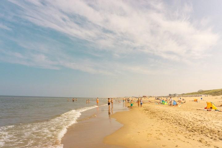 Katwijk aan Zee strand