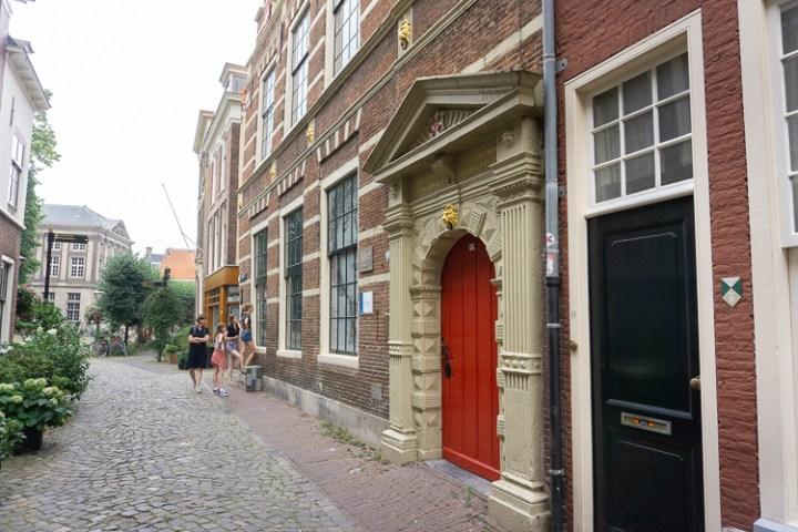 Leiden Portret Rembrandt