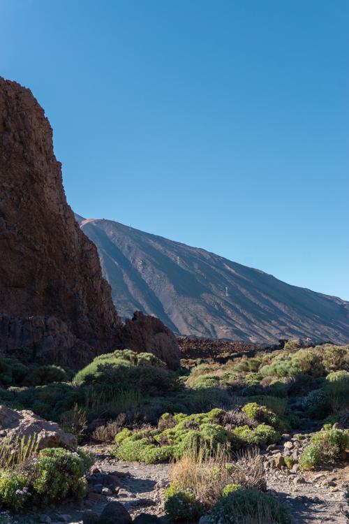 El Teide vulkaan