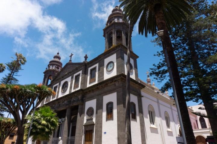 Kerk in La Laguna, Tenerife